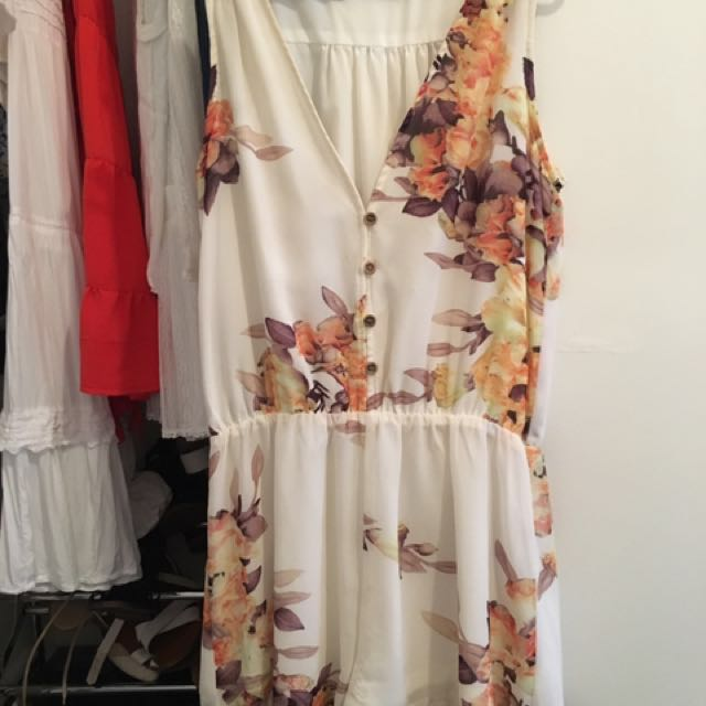 Size Small Playsuit