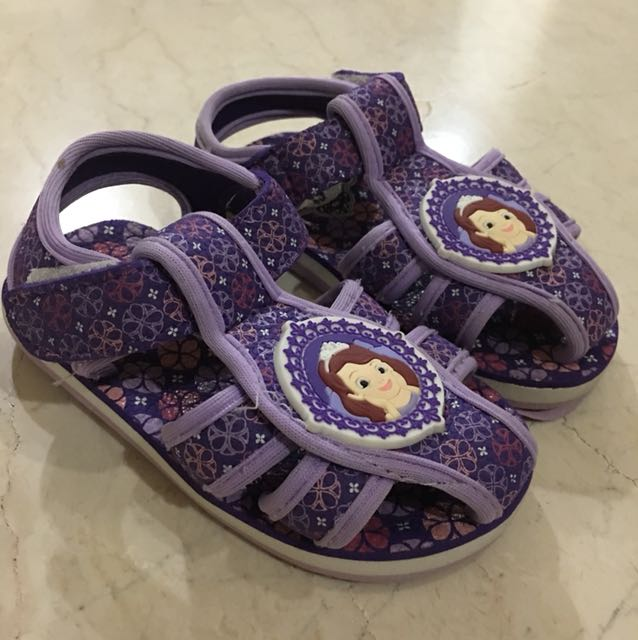 Sofia the First Sandals