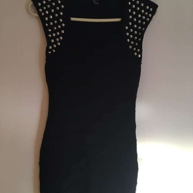 Stud Dress