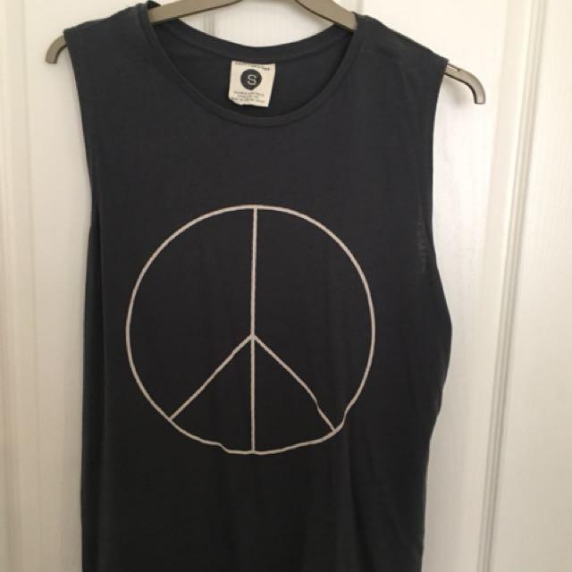 Summer peace top