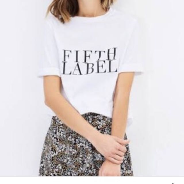 The fifth label tshirt