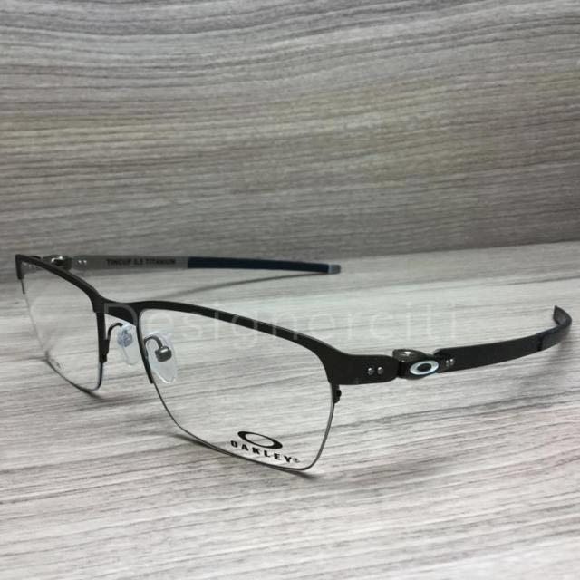 7612ba40a6 Titanium  Oakley TinCup Optical Wear