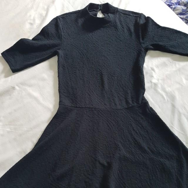 Top shop halter dress