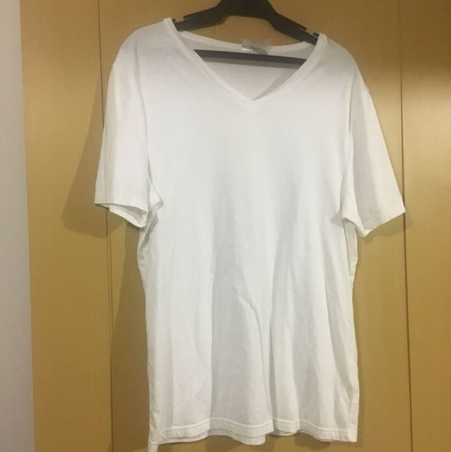Topman Basic V-Neck Shirt