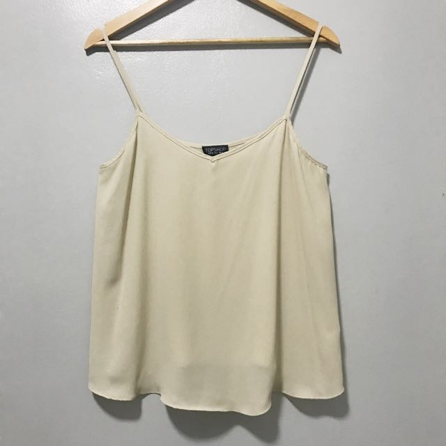 TOPSHOP Camisole Off-white