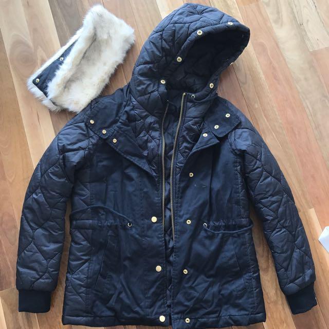 Topshop winter coat