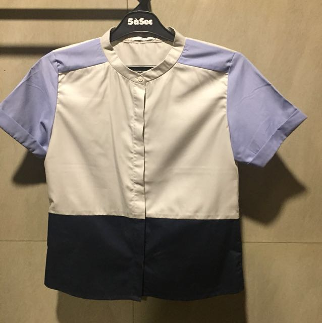 Tri-color Shirt
