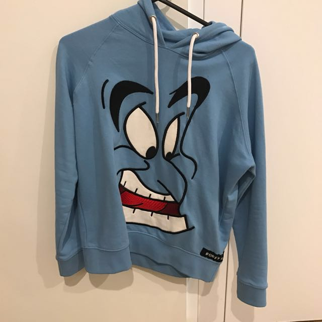 Urban outfitters blue jimmy hoodie