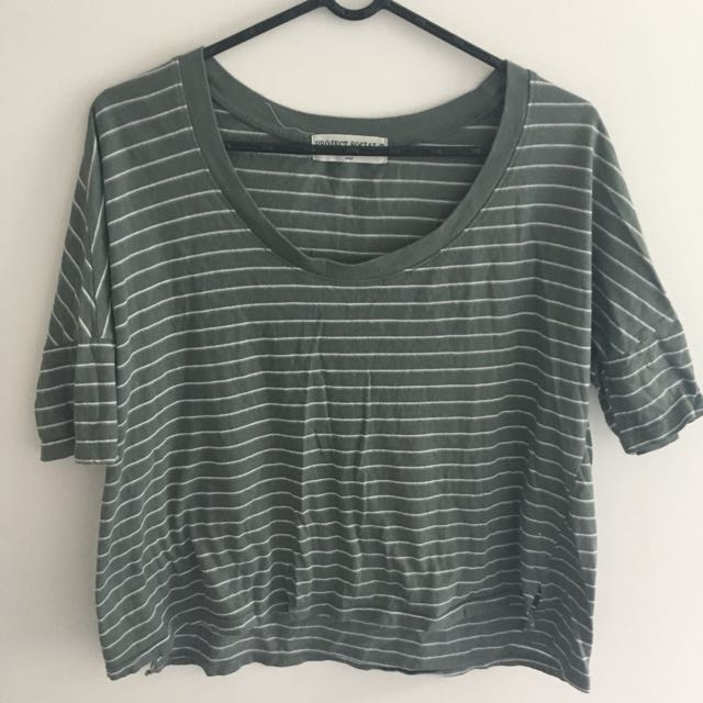 Urban Outfitters Striped Shirt