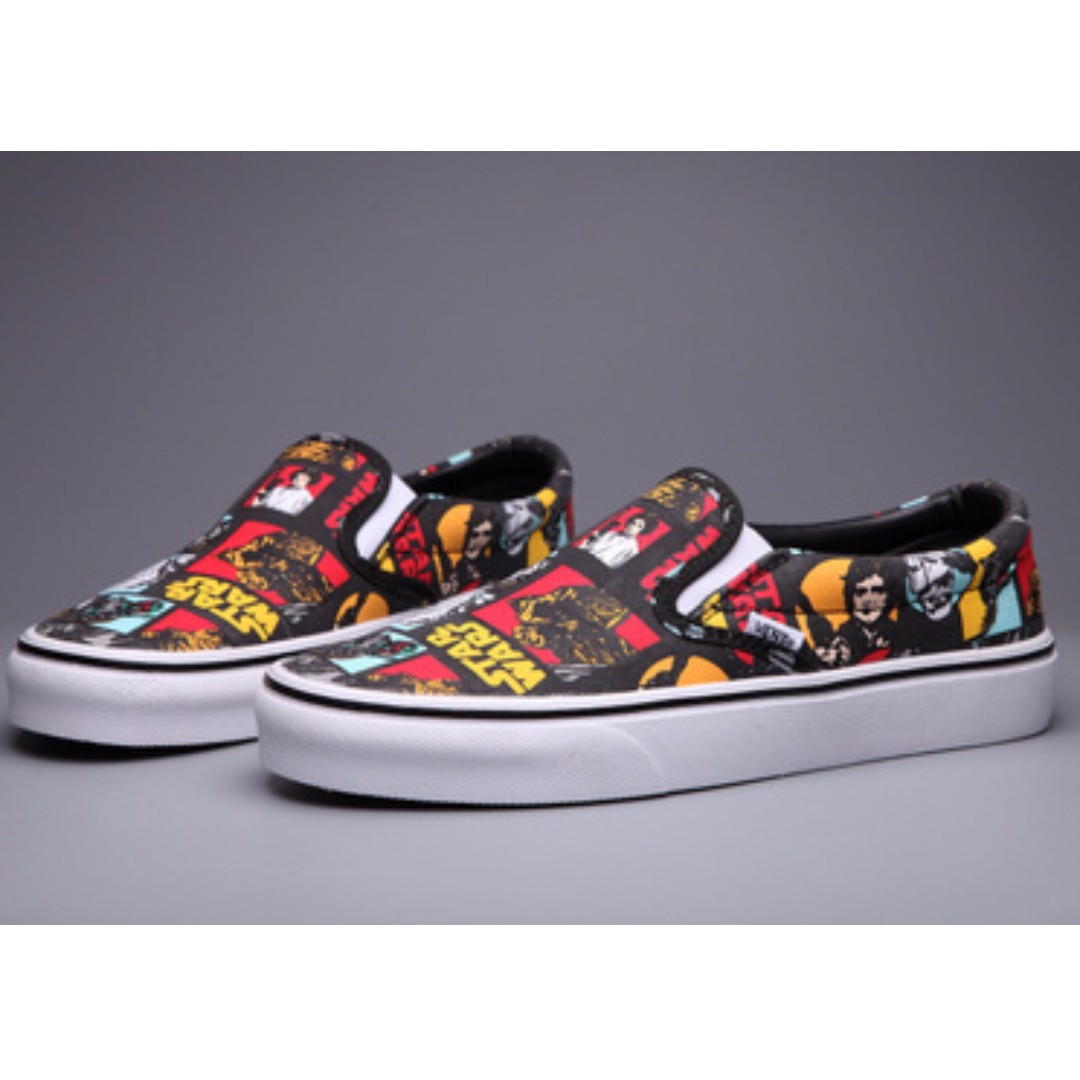 4a5790a87e Vans Slip On Star wars - Pre order