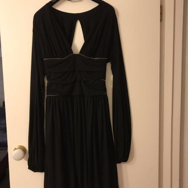 Versace Dress SIZE 8 **GENUINE** BNWT