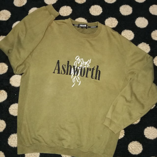 Vintage Ashworth crewneck
