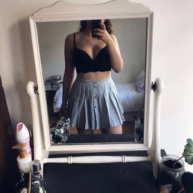 vintage lacoste skirt