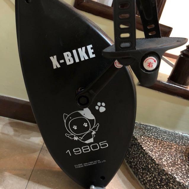 X Bike 運動健身器材 腳踏車
