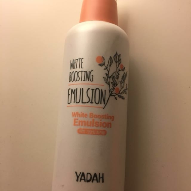 Yadah whitening serum