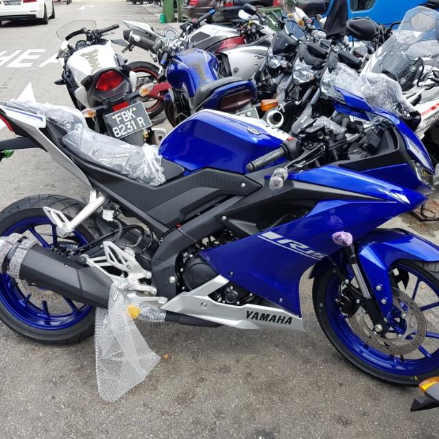 Yamaha R15 V3, Motorbikes, Motorbikes for Sale, Class 2B on
