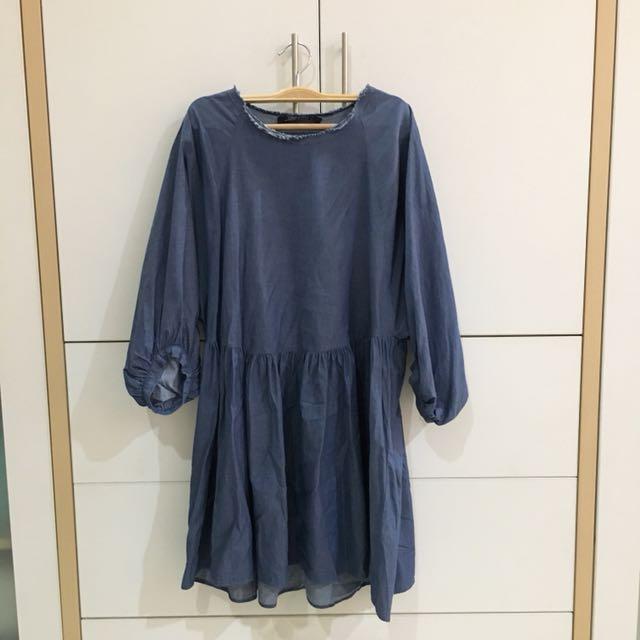 Zara loose dress