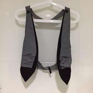 SALE - Vest / rompi bahan katun