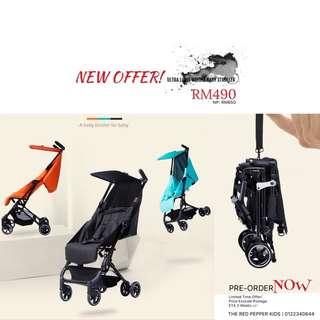 Ultra Light Weight Baby Stroller (Travel)