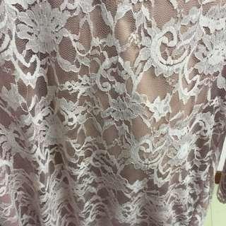 Kurung moden lace