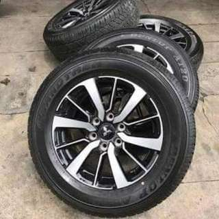 Sale!! Repriced! Montero GT stock mags and tires 18""