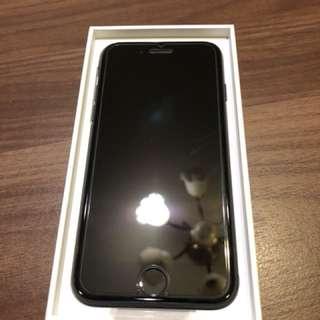 iPhone 7 霧黑 128G