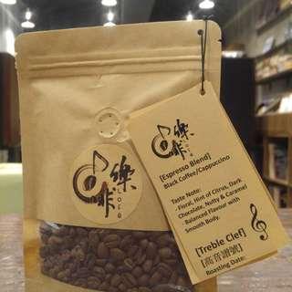 樂。啡 - 精品併配咖啡豆系列