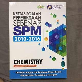 Chemistry SPM