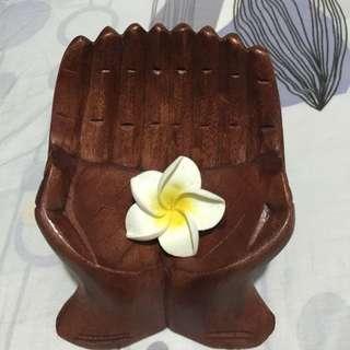 峇里購入@全人手製作木製品