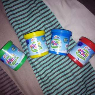 🆕 Play Doh (4 Colours)