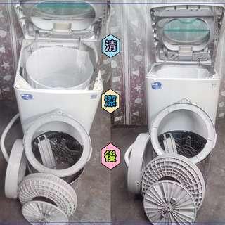 🚚 直立式洗衣機清潔服務 限定特惠價