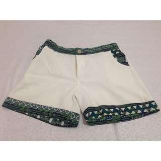 Boho/Bohemian/Coachella shorts