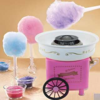 🆕 Cotton Candy Machine Maker