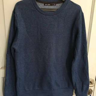 Sweater Basic House Blue Size M