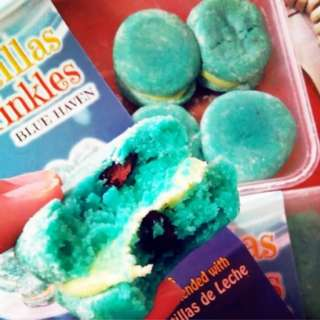Sweet Angels BLUE HAVEN PASTILLAS CRINKLES