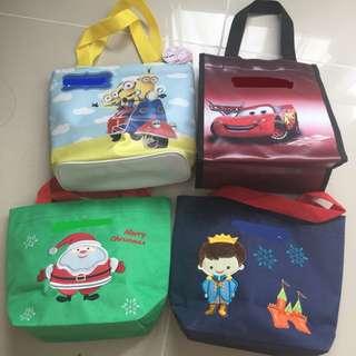 Mini Tote bags sets