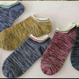 $6/對  特價 民族風 短襪船襪