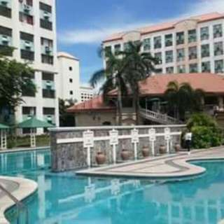 9,700 monthly for 1BR 40sqm. Loft type rent to own
