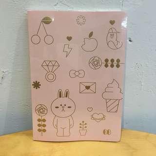 🚚 Line 兔兔筆記本 #大掃除五折