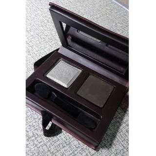 🚚 LUNASOL限量眼影 巧蕾雙彩眼盒 EX01 Chocolat Pistache 3g