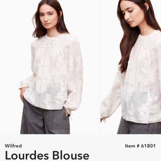 Wilfred Lourdes Blouse