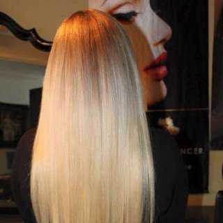 NEW IN UNOPENED PACKS - SALON QUALITY 9A GRADE FULL EUROPEAN HUMAN HAIR - BLONDE OPTIONS