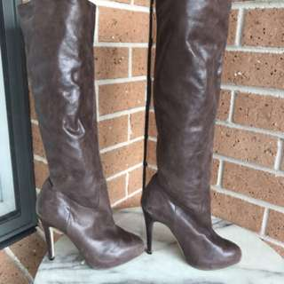 Tony bianco knee high boots
