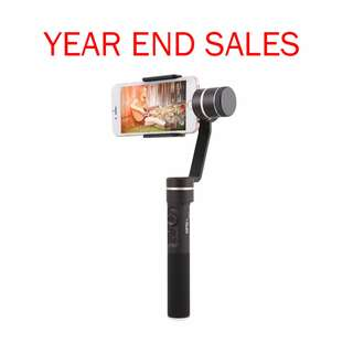 Feiyu SPG 3-Axis Stabilizer Handheld Gimbal for Smartphone & Action Camera