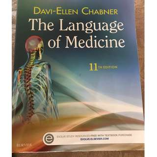 The language of medicine 11th ed.