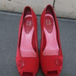 女鞋 新娘鞋 伴娘鞋 鞋子#新春八折