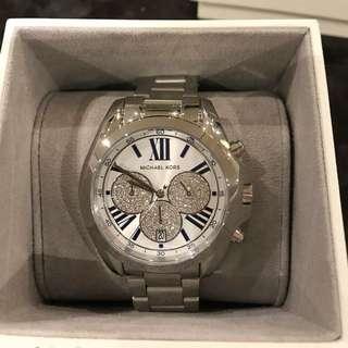 Brand new Michael kors women's watch with Swarovski christals