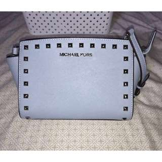 Michael Kors mini Selma studded bag