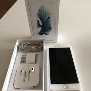 Silver iPhone 6s Plus 16gb for Sale