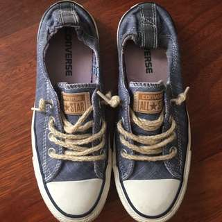 Converse Chuck Taylor All-Stars - Denim Rope